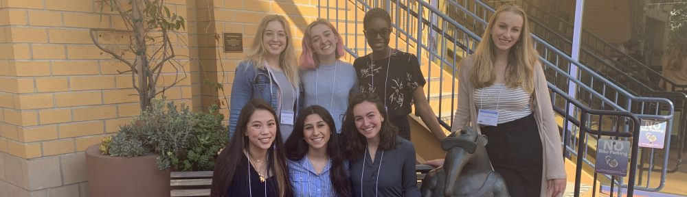 Undergraduate Women in Physics at UCSD